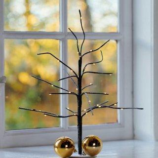 【SIRIUS】 Kira Tree Snowy Brown H35cm / シリウス /  ツリースノーブラウン(小)LEDライト