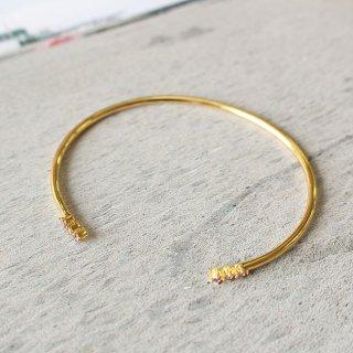 イースト・コペンハーゲン ハーモニーブレスレット Harmony Bracelet(ロードライト) / ゴールド /  EAST COPENHAGEN