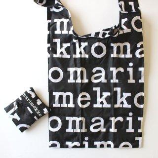 マリメッコ マリロゴ スマートバッグ / marimekko Marilogo Smartbag / エコバッグ