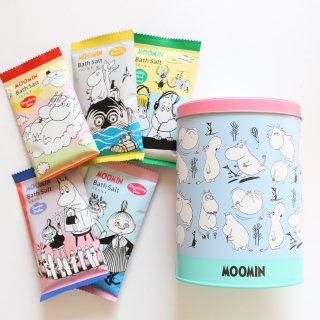 ムーミン缶入りバスソルトセット(ムーミン缶) / ムーミン Moomin