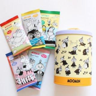 ムーミン缶入りバスソルトセット(リトルミイ缶) / ムーミン Moomin