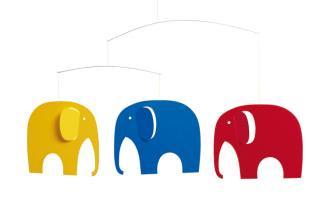FLENSTED mobiles フレンステッド・モビール (Elephant Party/エレファントパーティー)