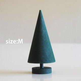 LARSSONS TRA ラッセントレー 木製置物 スウェーデンツリー (グリーン/Mサイズ)