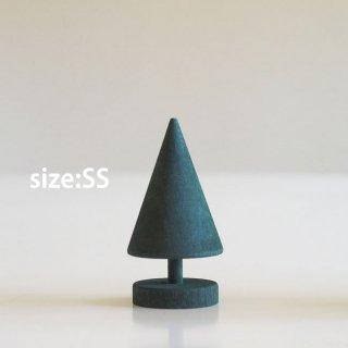 LARSSONS TRA ラッセントレー 木製置物 スウェーデンツリー (グリーン/SSサイズ)