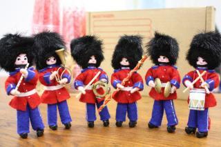 アンネ・ベアテ・ドールズ 人形セット (royal guard orchestra)/Anne Beate Dolls