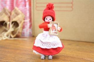 アンネ・ベアテ・ドールズ ニッセ人形 (Woman with picture 2009)/Anne Beate Dolls