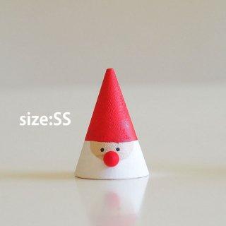 【クリスマスアイテム】ラッセントレー/木製/クリスマス トムテ人形 (SSサイズ)/LARSSONS TRA/サンタ