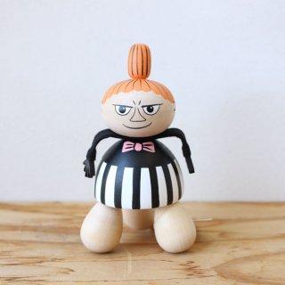 【新柄】ムーミン Moomin/木製つぼ押し人形 (ミィ)/ハンドペイント