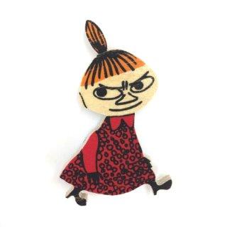 【ネコポス発送可】ムーミン Moomin/木製マグネット ( リトルミィ)