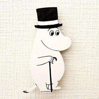 【ネコポス発送可】ムーミン Moomin/マグネット(ムーミンパパとステッキ)