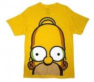 <img class='new_mark_img1' src='https://img.shop-pro.jp/img/new/icons27.gif' style='border:none;display:inline;margin:0px;padding:0px;width:auto;' />【在庫有り】シンプソンズ Tシャツ Simpsons Big Head Homer ホーマー ラルフ・ウィガム正規品