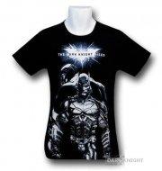 ダークナイト ライジング プリントソフトTシャツ バットマン Joker Dark Knight Rises Batman