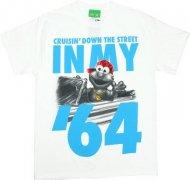 【在庫あり】セサミストリート エルモ ソフトTシャツ 正規品 Sesame Street Elmo