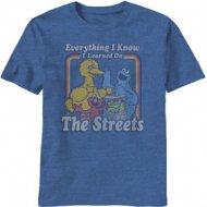 【在庫あり/生産終了】セサミストリート Tシャツ クッキーモンスター エルモ Sesame Street Cookie