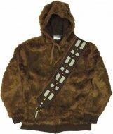 【在庫あり】チューバッカ フード付きパーカー スターウォーズ Starwars Chewbacca hoodie 衣裳イベントに!