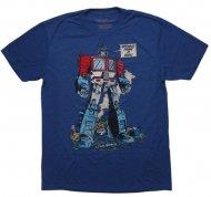 Transformers shirt 9-12