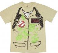 <img class='new_mark_img1' src='https://img.shop-pro.jp/img/new/icons54.gif' style='border:none;display:inline;margin:0px;padding:0px;width:auto;' />【在庫で終了★世界的に入手不可デザイン】ゴーストバスターズ コスチュームTシャツ Ghostbusters Venkman Costume T-Shirt Official