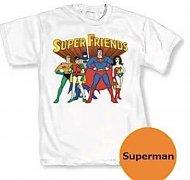 <img class='new_mark_img1' src='https://img.shop-pro.jp/img/new/icons54.gif' style='border:none;display:inline;margin:0px;padding:0px;width:auto;' />【僅か在庫あり★世界的に入手不可デザイン!】スーパーマン Tシャツ Superfriends Batman DCコミック アメコミ Superman shirt