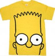 <img class='new_mark_img1' src='https://img.shop-pro.jp/img/new/icons27.gif' style='border:none;display:inline;margin:0px;padding:0px;width:auto;' />シンプソンズ バート Tシャツ Simpsons Bart Big Head Homer ホーマー ラルフ・ウィガム