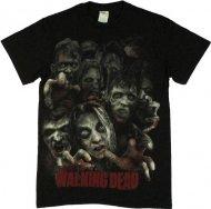 【僅か在庫あり】ウォーキングデッド Tシャツ これで周りも度肝を抜かれる【通常】 Walking Dead ダリル