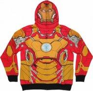 【在庫のみで完全終了!】アイアンマン3 Iron Man 3 Mark XLII  コスチュームパーカー