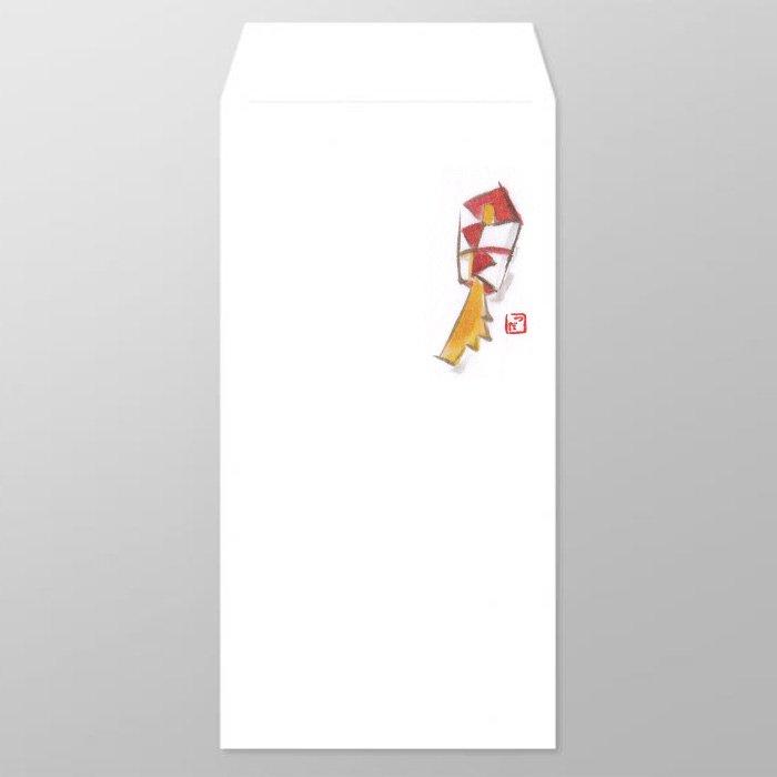 wh0026熨斗の和封筒