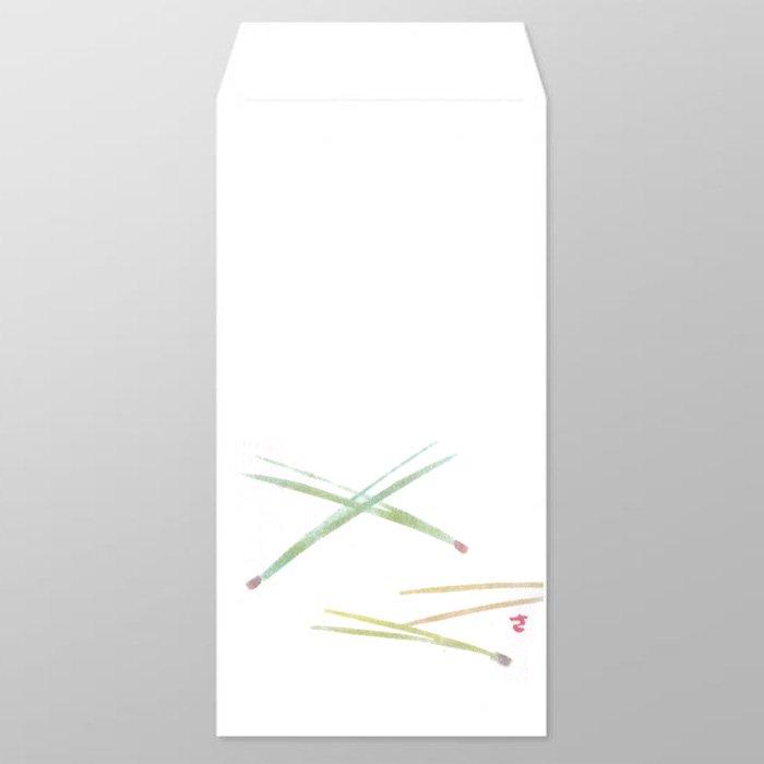 wh0027松の葉の和封筒