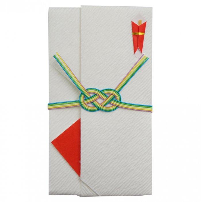 ss0046あわじ結びの祝儀袋(18.5×10.5cm標準サイズ)
