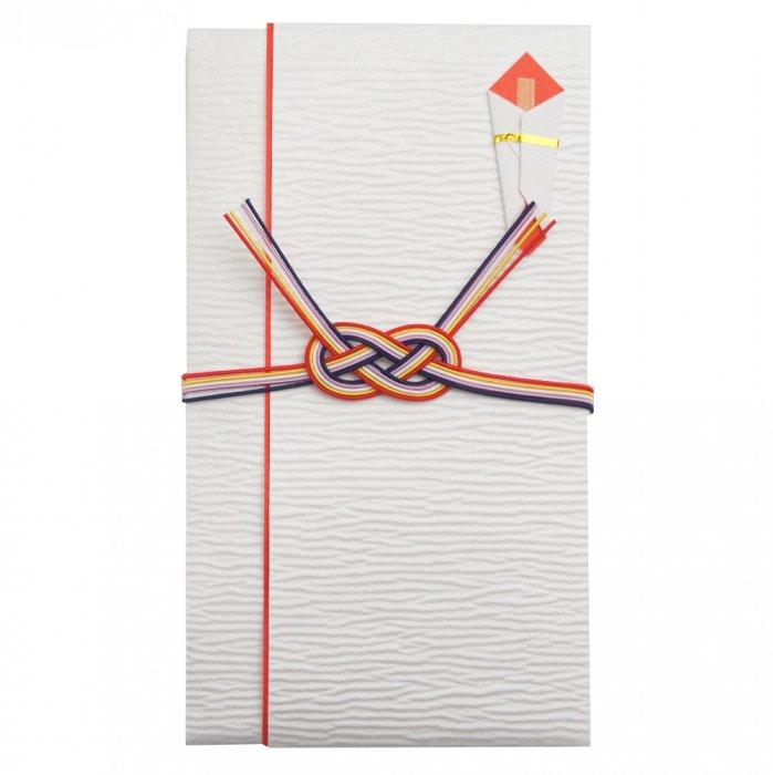 ss0047あわじ結びの祝儀袋(18.5×10.5cm標準サイズ)
