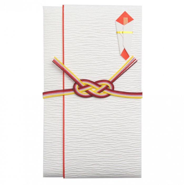 ss0054あわじ結びの祝儀袋(18.5×10.5cm標準サイズ)