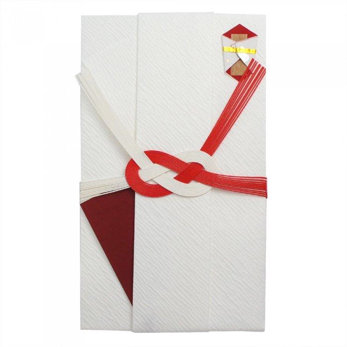 ss0057紅白あわじ結びの祝儀袋(24×13.5cm 特大)