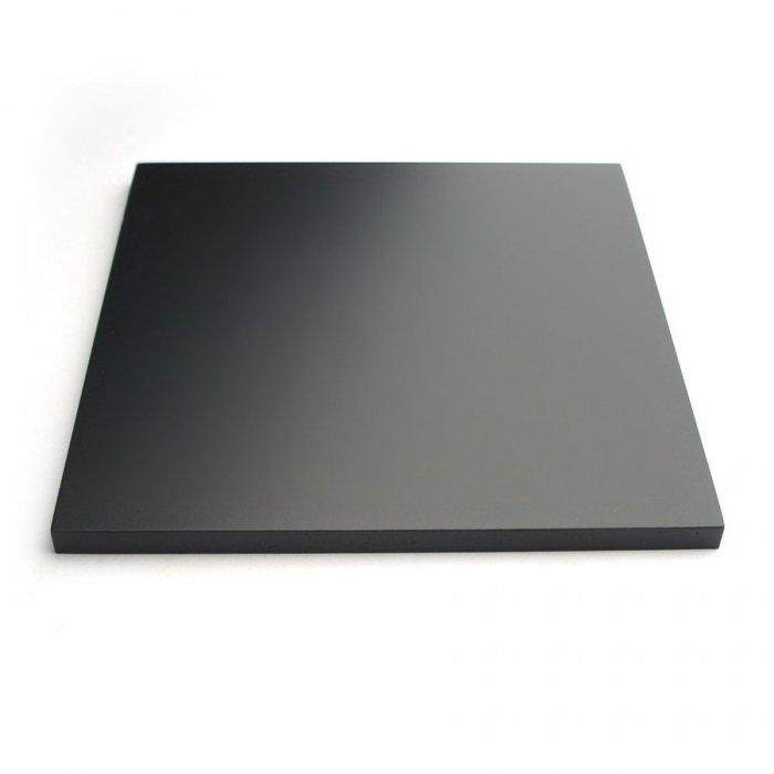 dai002 黒塗り台 水引細工展示用・飾り台 18cm×18cm×1cm