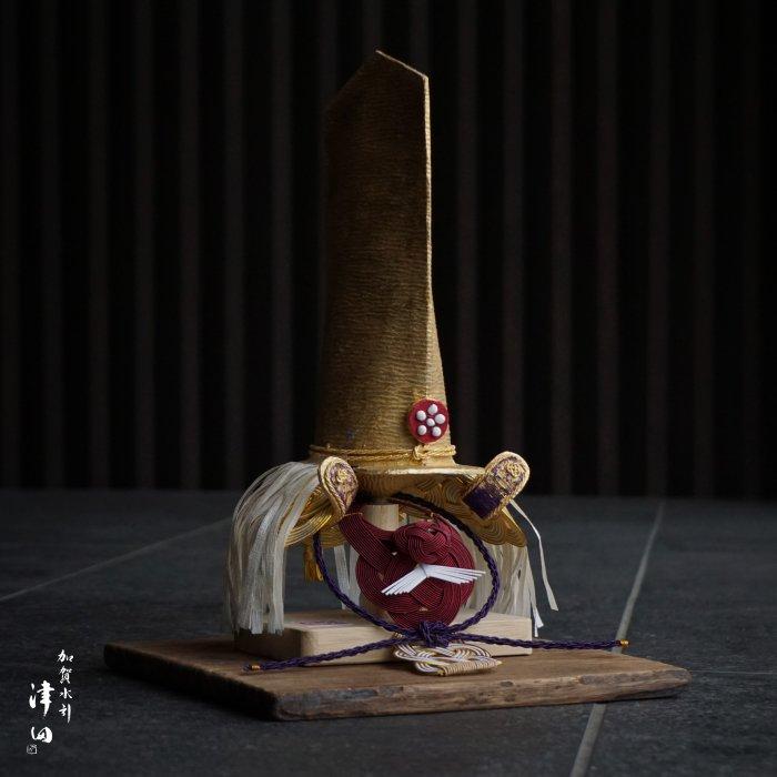 ko0068加賀水引の熨斗兜 五月人形・兜飾り