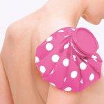 ノベルティ・粗品で人気の「アイスバッグ 1000■ピンク」