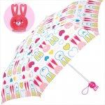 子供折り畳み傘 【ラビラビ】 1個