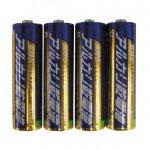アルカリ単三乾電池4本組