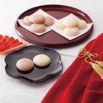 ノベルティ・粗品で人気の「赤米 紅白まる餅(10個入り) 」