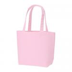 ノベルティ・粗品で人気の「 キャンバストート(SM)/ピンク」