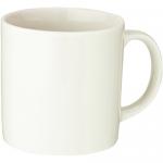 ノベルティ・粗品で人気の「陶器マグ ストレート(S)/アイボリー」