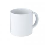 ノベルティ・粗品で人気の「陶器マグ ストレート(S+)ホワイト」