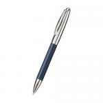 レザースタイルメタルペン/ネイビー