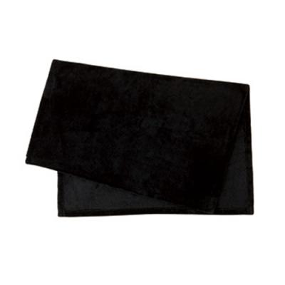 ノベルティ・粗品で人気の「クラッシーブランケット(PUポーチ付)/ブラック」
