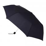 ノベルティ・粗品で人気の「 大判耐風UV折りたたみ傘/ネイビー」