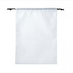 ノベルティ・粗品で人気の「ポリ巾着(L)/ホワイト」