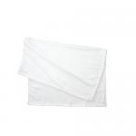 フリースブランケット(巾着付)/ホワイト