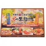 ノベルティ・粗品で人気の「今夜の鍋に合せて選ぶ 〆の生麺セット」