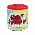 ノベルティ・粗品で人気の「サイコロ出た目の数だけプレゼント GO!!JAPANトイレットペーパー(約30人用)」
