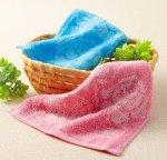 ノベルティ・粗品で人気の「ローズ織り柄ハンドタオル 1個」