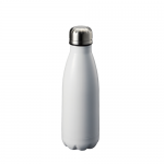 ノベルティ・粗品で人気の「ロケットサーモボトル420ml 昇華転写対応/ホワイト」
