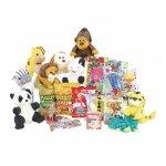 ノベルティ・粗品で人気の「おもちゃとお菓子のギフトセット」
